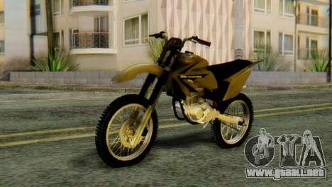 Honda Tornado para GTA San Andreas