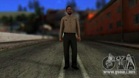 GTA 5 Skin 5 para GTA San Andreas