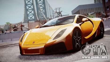 GTA Spano 2013 para GTA 4