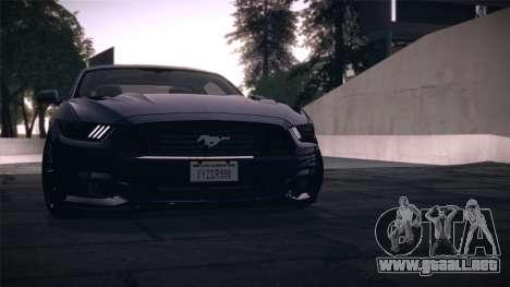 ENB by OvertakingMe (UIF) for Powerfull PC para GTA San Andreas novena de pantalla