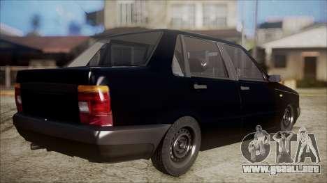Fiat Duna Al Piso para GTA San Andreas left