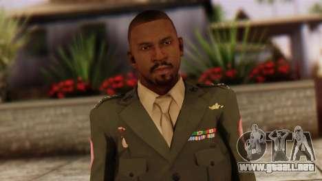 GTA 5 Skin 2 para GTA San Andreas tercera pantalla