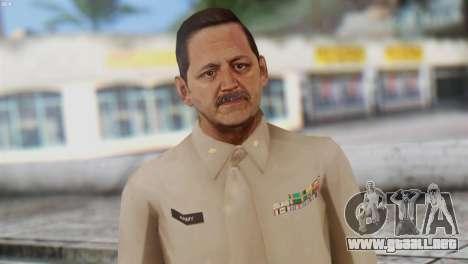 GTA 5 Skin 4 para GTA San Andreas tercera pantalla