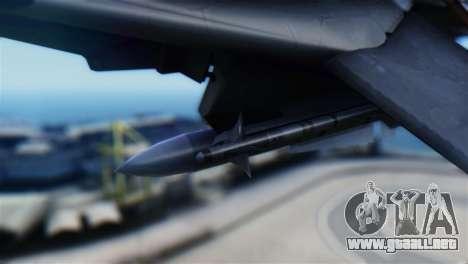 F-14D Super Tomcat Halloween Pumpkin para la visión correcta GTA San Andreas