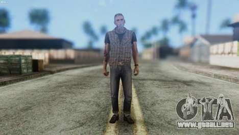 Biker Skin from GTA 5 para GTA San Andreas