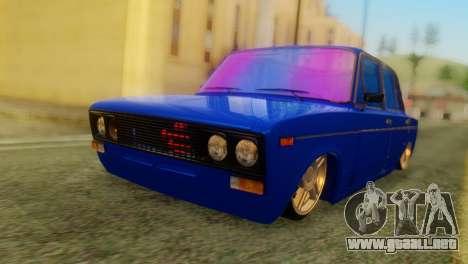 VAZ 2106 Chameleon para GTA San Andreas