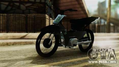 Honda Wave Stunt para GTA San Andreas