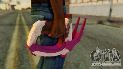Break Gun para GTA San Andreas tercera pantalla