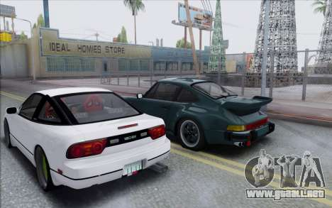ENB Series Settings for Medium PC para GTA San Andreas quinta pantalla