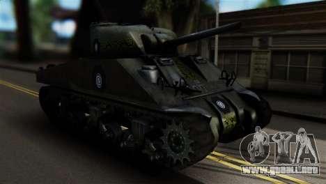 M4 Sherman Gawai Special para GTA San Andreas