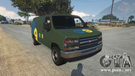 Bravado Rumpo KCAL v0.2 para GTA 5