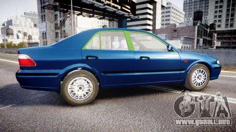 Mazda 626 para GTA 4 left
