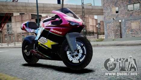 Bike Bati 2 HD Skin 3 para GTA 4
