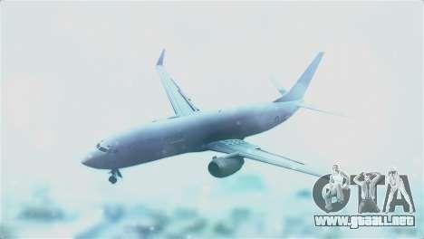Boeing 737-800 Royal Air Force para GTA San Andreas