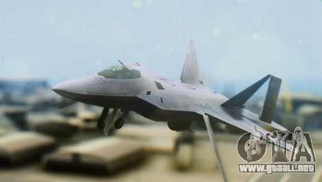 F-15DJ (E) JASDF Aggressor 32-8081 para GTA San Andreas vista hacia atrás