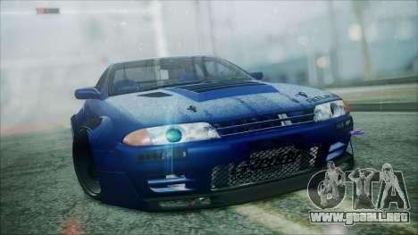 Nissan Skyline GT-R R32 Battle Machine para GTA San Andreas