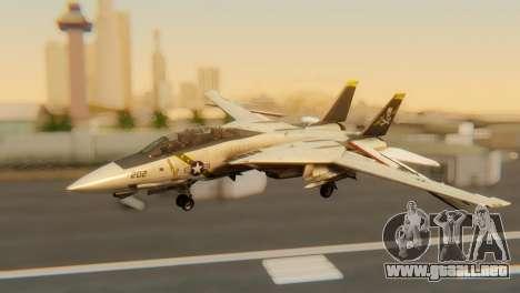 F-14A Tomcat VF-202 Superheats para visión interna GTA San Andreas