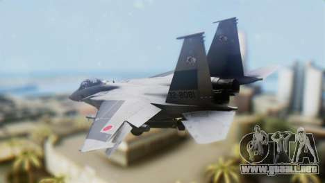 F-22J Japan Air-Self Defense Force para GTA San Andreas left