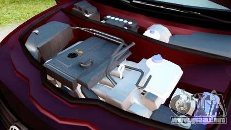 Volkswagen Passat B5 1.8 ADR para GTA San Andreas vista hacia atrás