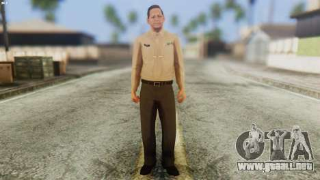 GTA 5 Skin 3 para GTA San Andreas