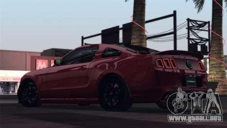 ENB by OvertakingMe (UIF) for Powerfull PC para GTA San Andreas octavo de pantalla