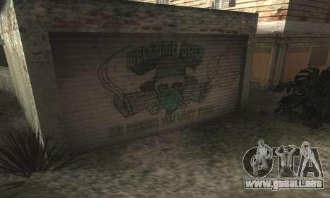 Welcome Back para GTA San Andreas