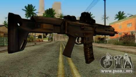 Magpul Masada v1 para GTA San Andreas segunda pantalla