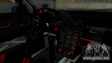 Porsche 911 GT3-RSR para la visión correcta GTA San Andreas