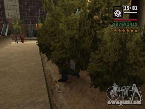 Real Cops para GTA San Andreas tercera pantalla