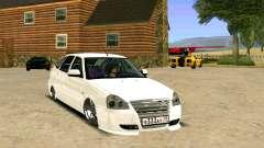 VAZ 2172 Tuning para GTA San Andreas