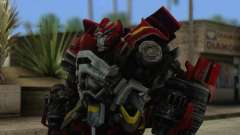 Ironhide Skin from Transformers v1 para GTA San Andreas