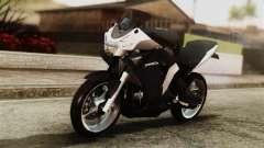 Honda CBR250R para GTA San Andreas