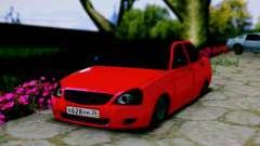 Lada 2170 Priora Spartak De Moscú para GTA San Andreas