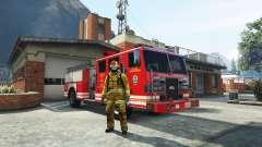 Trabajo en el servicio de bomberos de la v1.0-RC