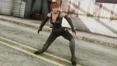 Dead Or Alive 5 Kasumi Ninja Black Costume para GTA San Andreas