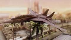 F-14A Tomcat IRIAF para GTA San Andreas