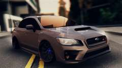 Subaru Impreza WRX STI 2015 para GTA San Andreas