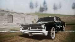 Pontiac GTO Black Rock Shooter