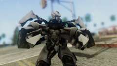 Sideswipe Skin from Transformers v2