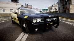 Dodge Challenger MCSO [ELS]