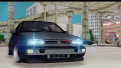 Volkswagen Golf 3 Stanced para GTA San Andreas