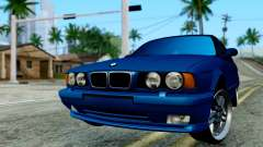 BMW M5 E34 Gradient para GTA San Andreas