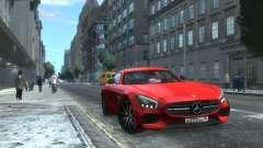 Mercedes-Benz SLS AMG GT 2015