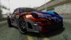 Porsche 911 GT3-RSR para GTA San Andreas