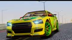 GTA 5 Bravado Buffalo S Sprunk para GTA San Andreas