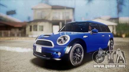 Mini Cooper Clubman 2011 Sket Dance para GTA San Andreas