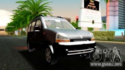 Renault Kangoo Sportway para GTA San Andreas