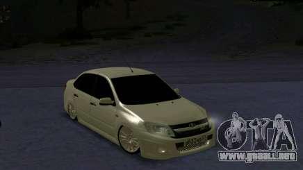 VAZ 2190 Deporte para GTA San Andreas