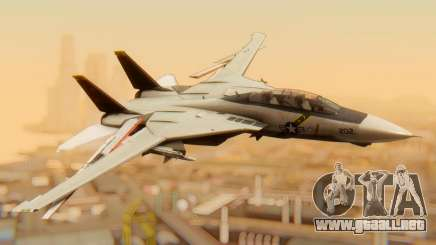 F-14A Tomcat VF-202 Superheats para GTA San Andreas