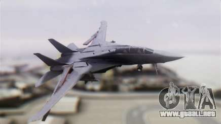 F-14A Tomcat VF-51 Screaming Eagles para GTA San Andreas